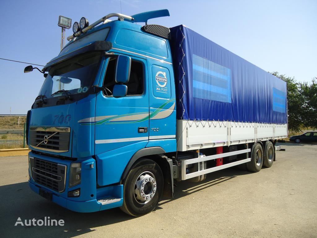 грузовик штора VOLVO FH 700 XL