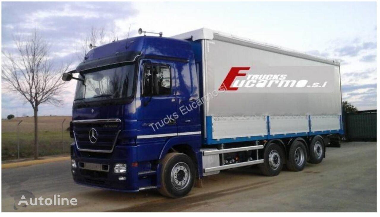грузовик штора MERCEDES-BENZ ACTROS 32 46