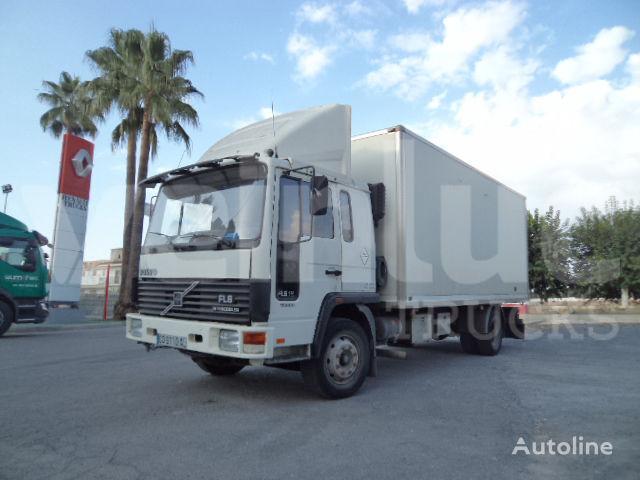 изотермический фургон VOLVO FL 612 E (180cv)
