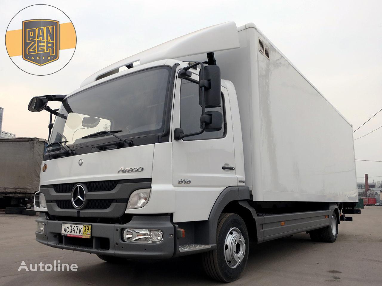 изотермический грузовик MERCEDES-BENZ ATEGO 818