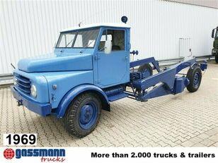 контейнеровоз  Ruthmann Hubwagen,  AL 28