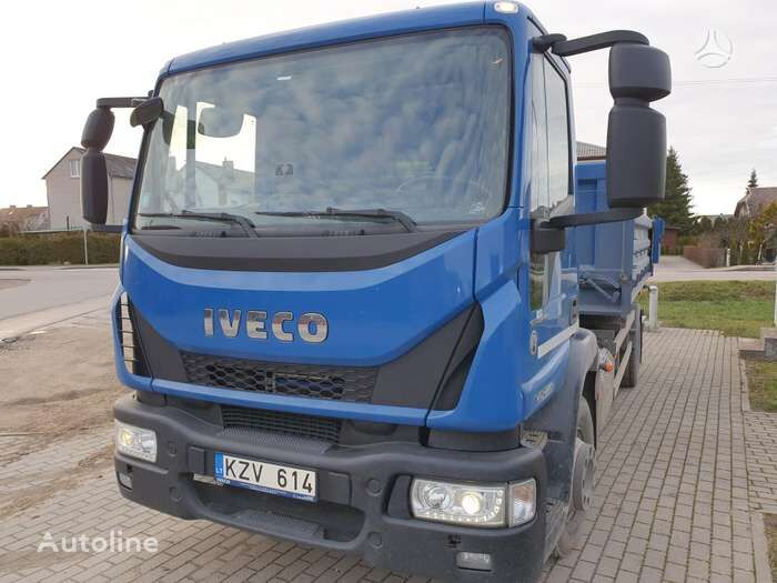 самосвал IVECO EuroCargo120