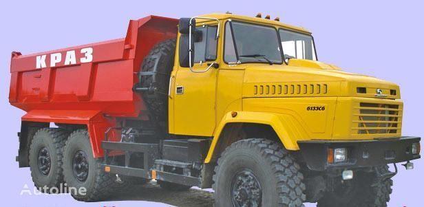 новый самосвал КРАЗ 6133C6