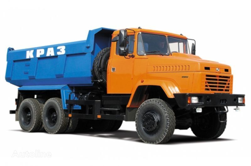 самосвал КРАЗ 65032 тип 2