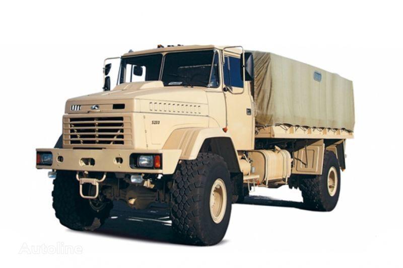 тентованный грузовик КРАЗ 5233ВЕ