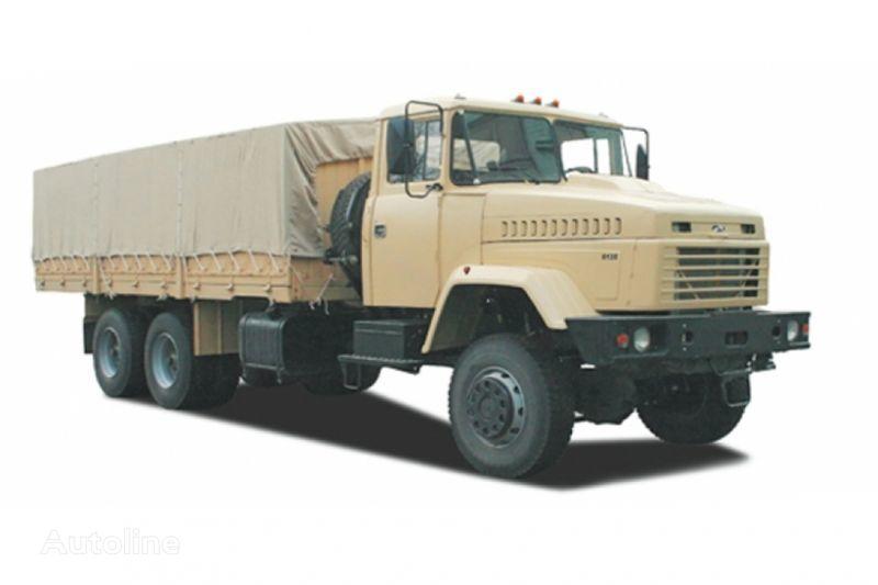 тентованный грузовик КРАЗ 6135В6
