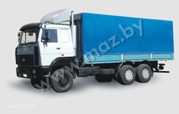 тентованный грузовик МАЗ 6317 (05, 08) Полноприводный