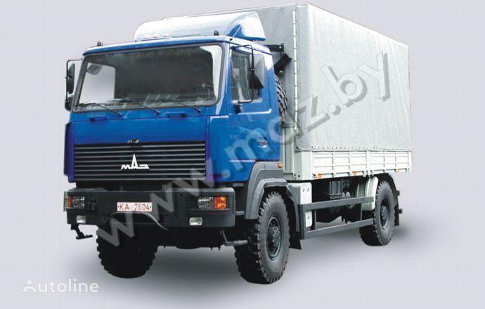 тентованный грузовик МАЗ 5309 Полноприводный