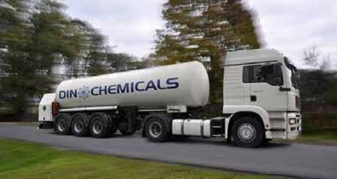 новая химическая цистерна CRYOCAN
