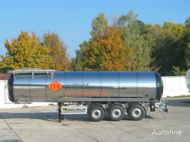 новая химическая цистерна FELDBINDER TSA 30.3-3