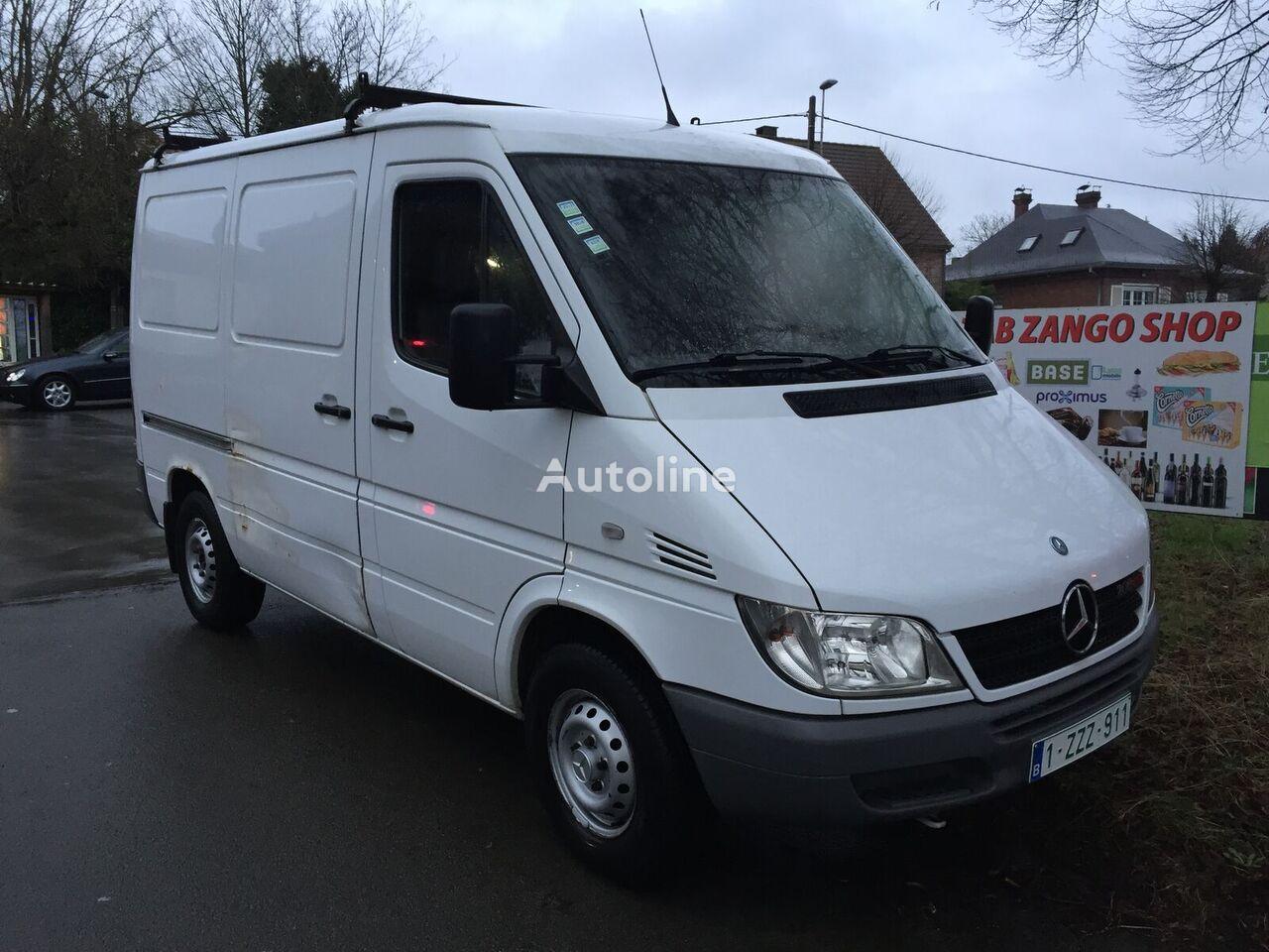 микроавтобус фургон MERCEDES-BENZ Sprinter 208