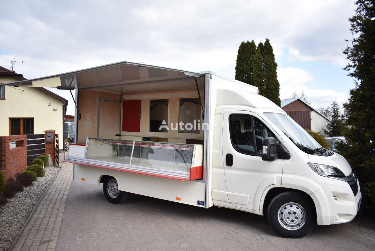 торговый грузовик < 3.5т CITROEN JUMPER 2.2 HDI 150