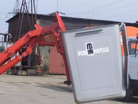 мусорный контейнер М30-20.00.000