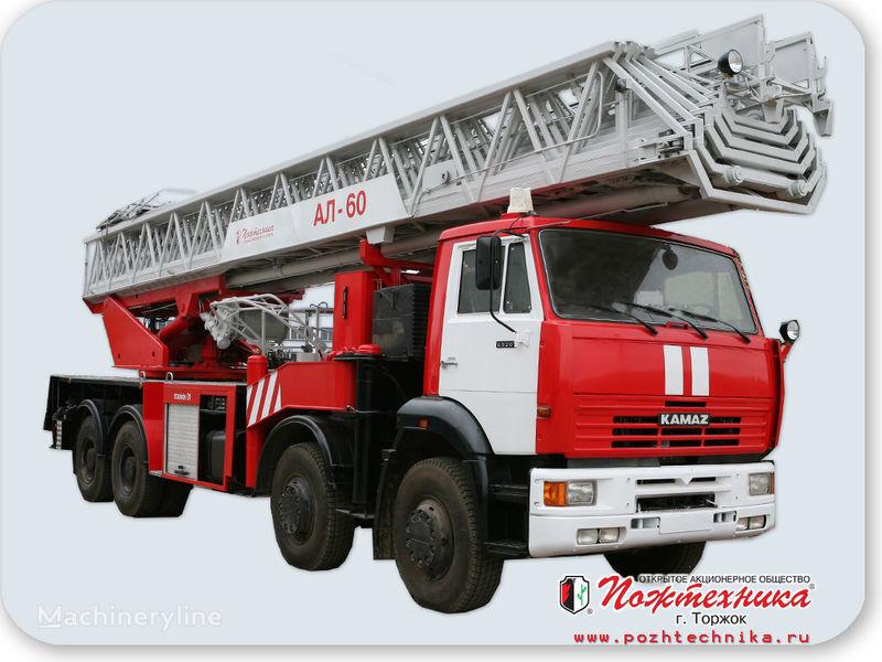 пожарная автолестница КАМАЗ АЛ-60