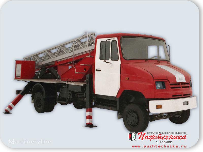 пожарная автолестница ЗИЛ АЛ-17