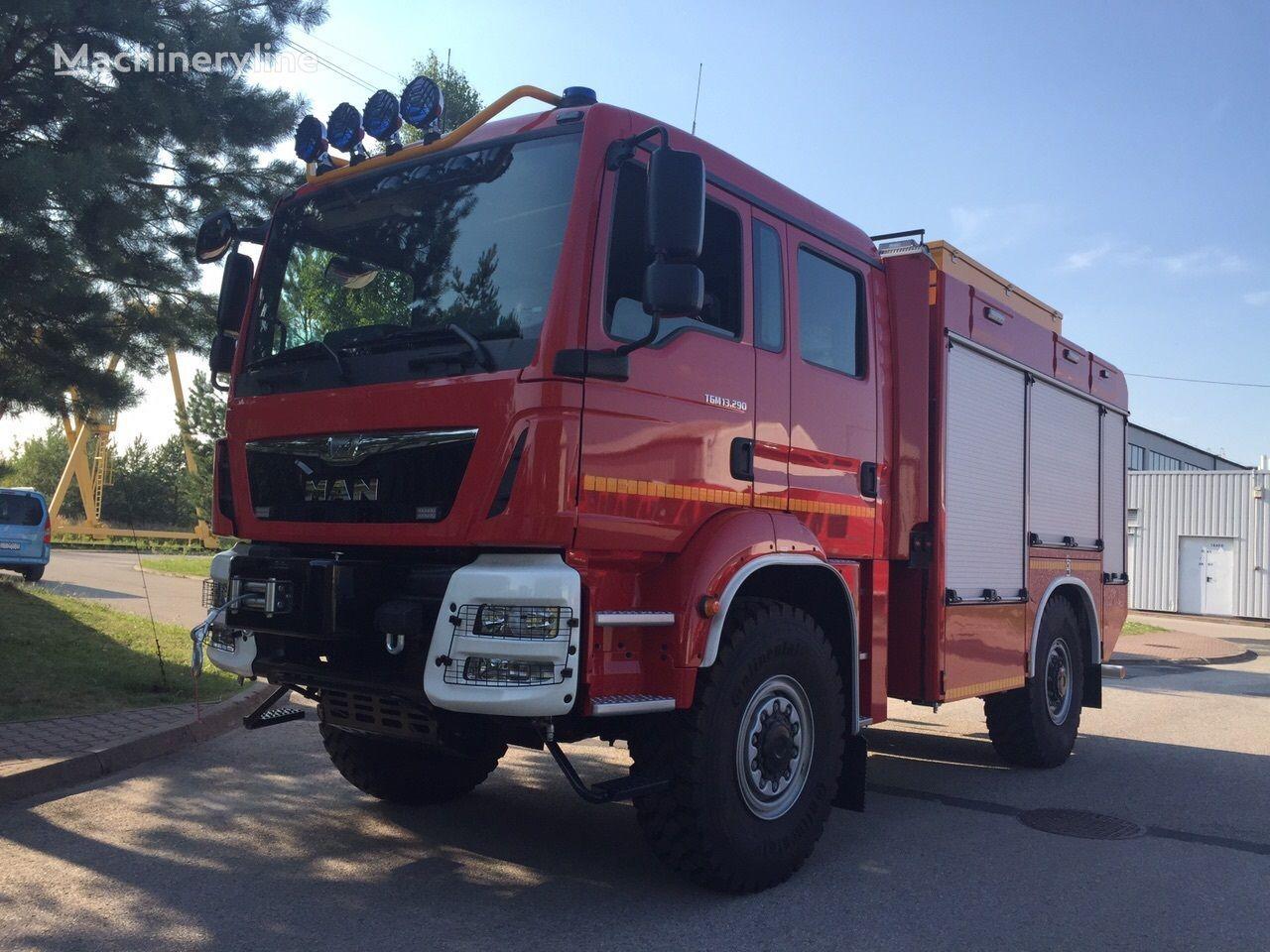 новая пожарная машина MAN TGM 13.290 Einzelbereifung 4x4
