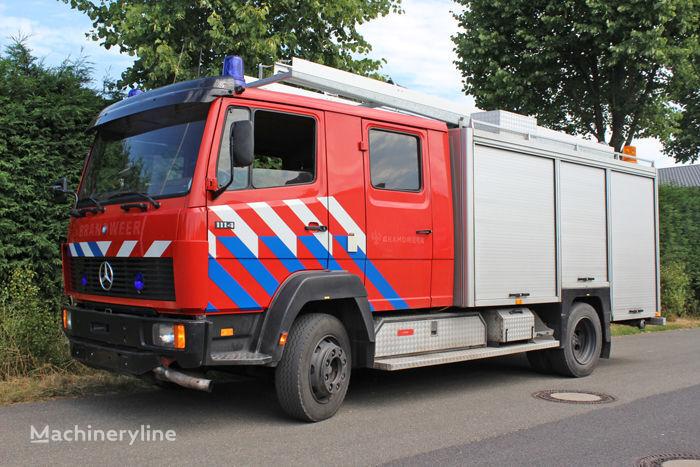 пожарная машина MERCEDES-BENZ 1114F