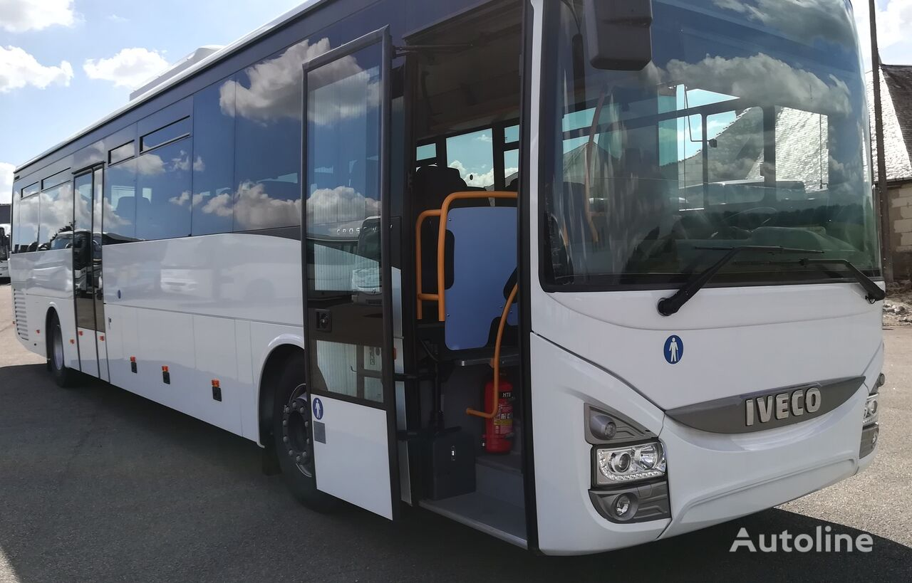 новый междугородний-пригородный автобус IVECO CROSSWAY POP 13m - Clim -BVA