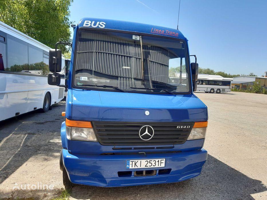 междугородний-пригородный автобус MERCEDES-BENZ 816 Vario