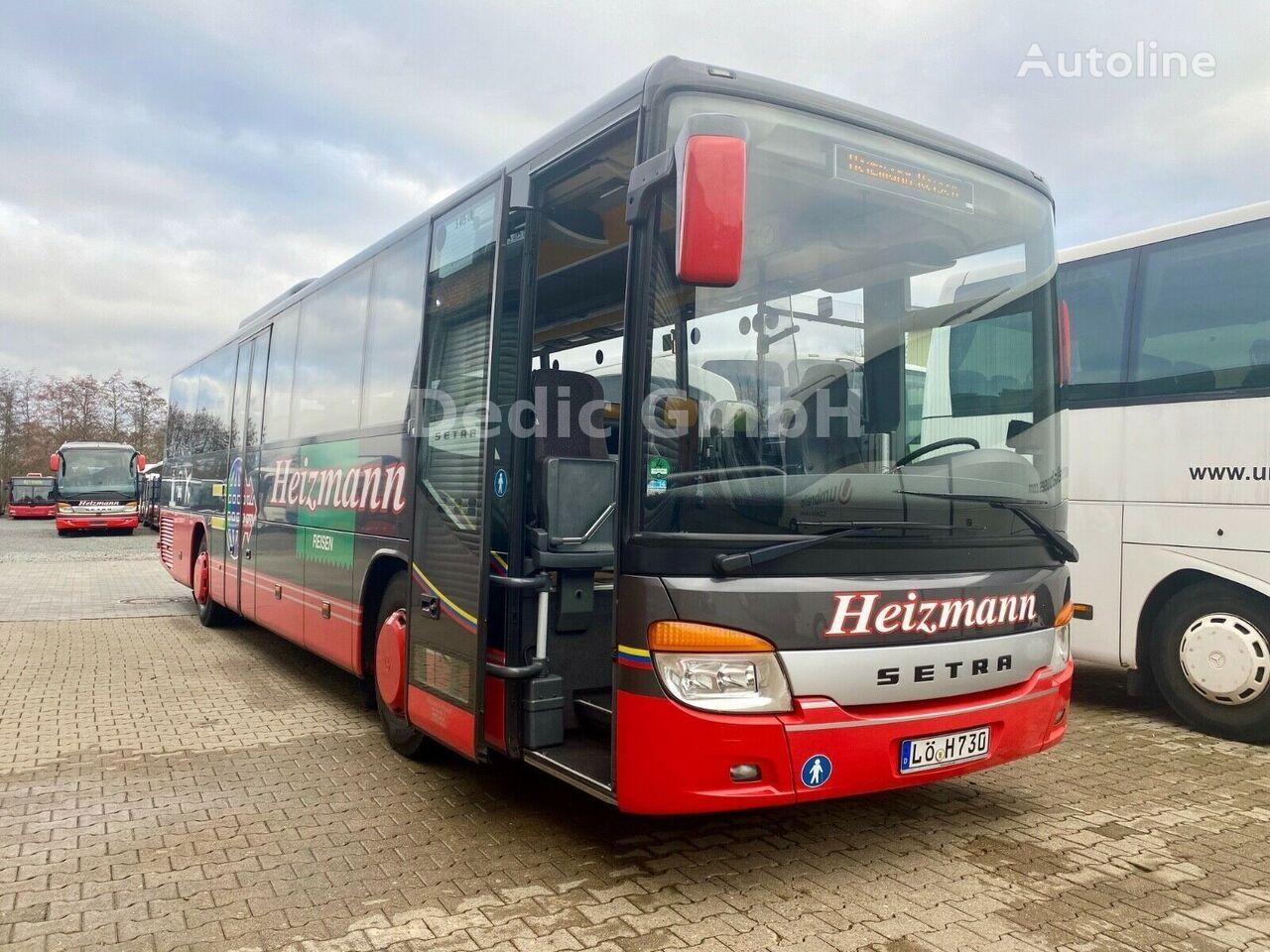 междугородний-пригородный автобус SETRA 415 UL