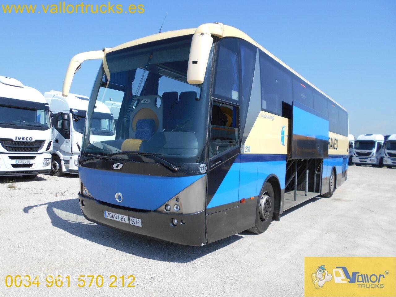 междугородний-пригородный автобус IVECO Eurorider 43