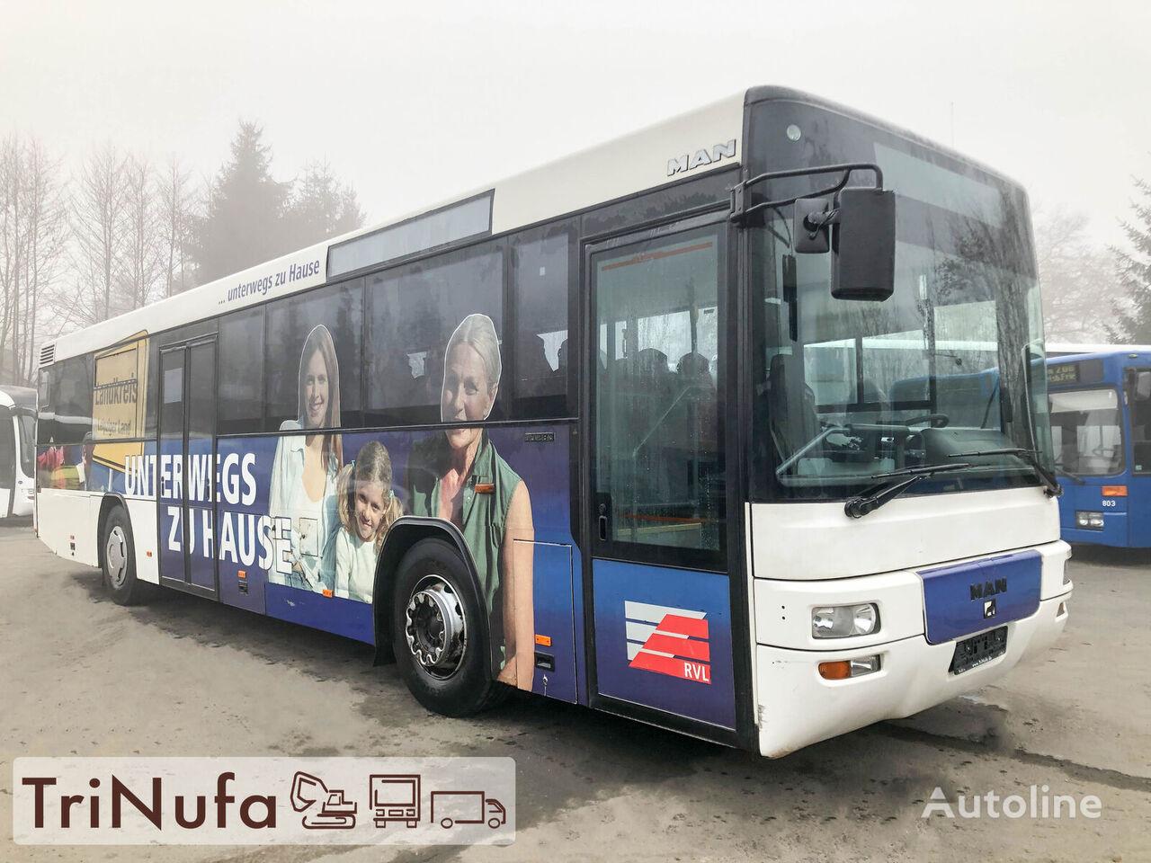 междугородний-пригородный автобус MAN A 72 | Euro 3 | TÜV 11 / 2021 |