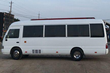 междугородний-пригородный автобус TOYOTA Coaster
