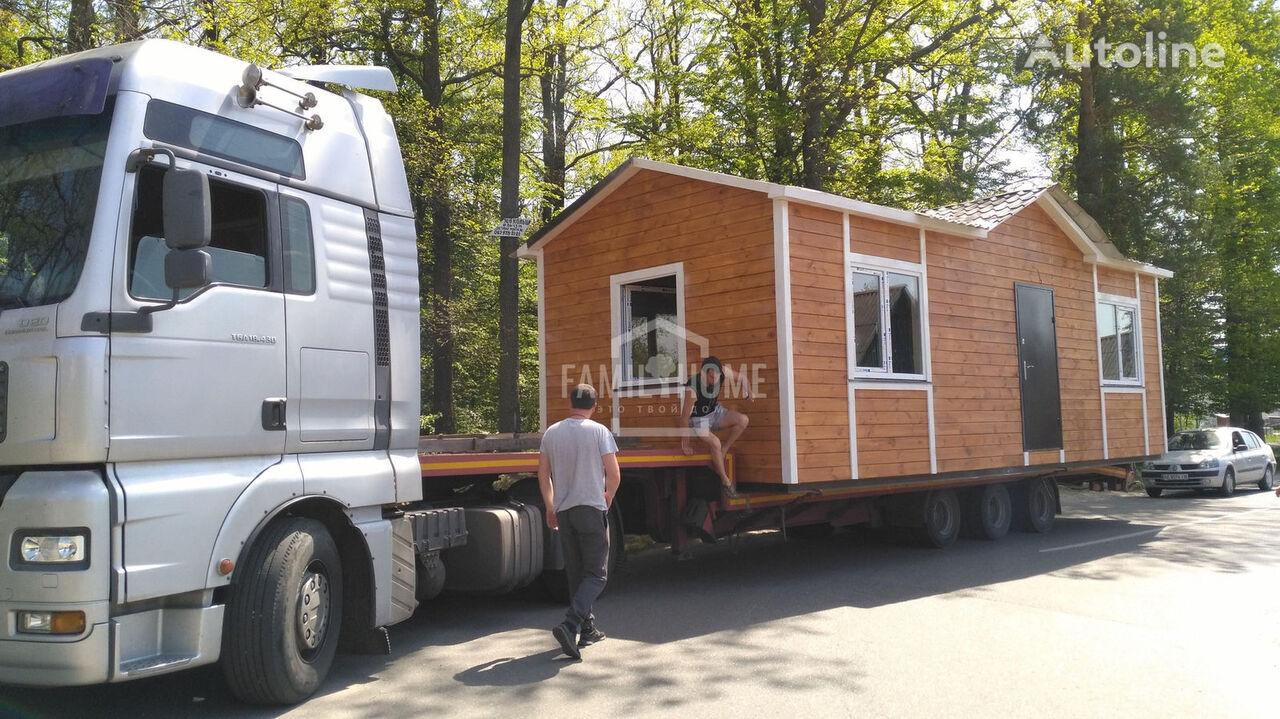 новый мобильный дом LATEM HOMES