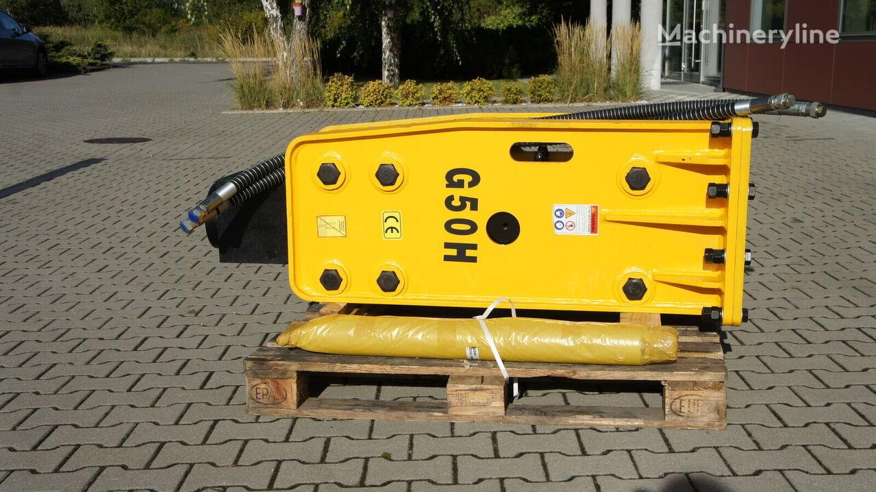 новый гидромолот DB TECH Nowy młot hydrauliczny DB G50H 950kg