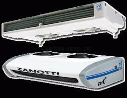 новая холодильная установка ZANOTTI