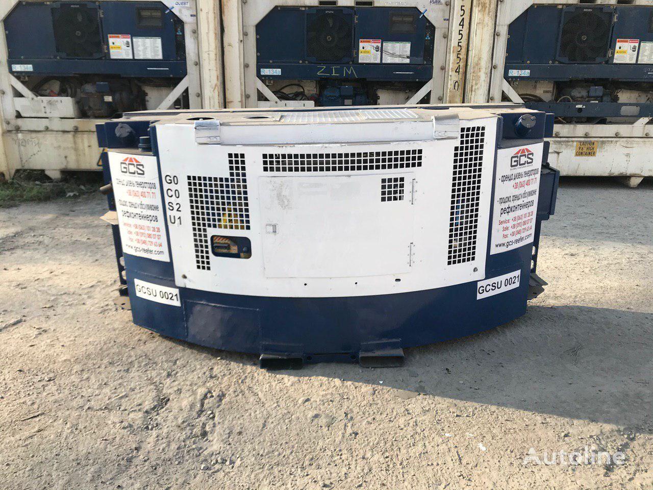 холодильная установка THERMO KING Дизельный генератор (GenSet)