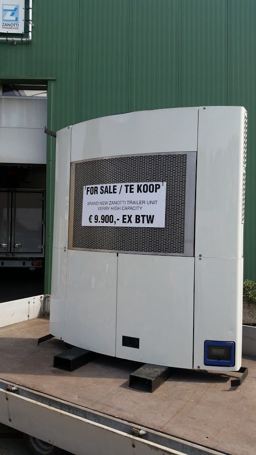 холодильная установка ZANOTTI
