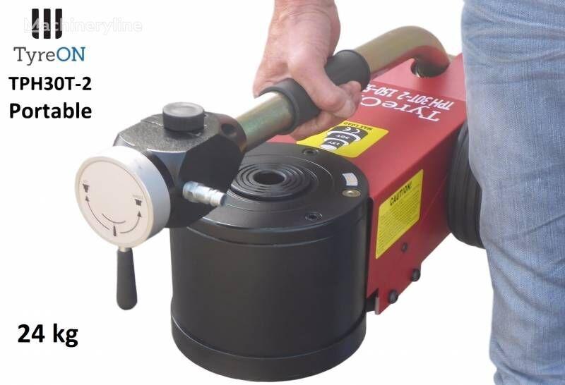 новый инструмент для автосервиса TyreOn TPH30T-2M | Air-Hydraulic Jack | 30T | Two-stage