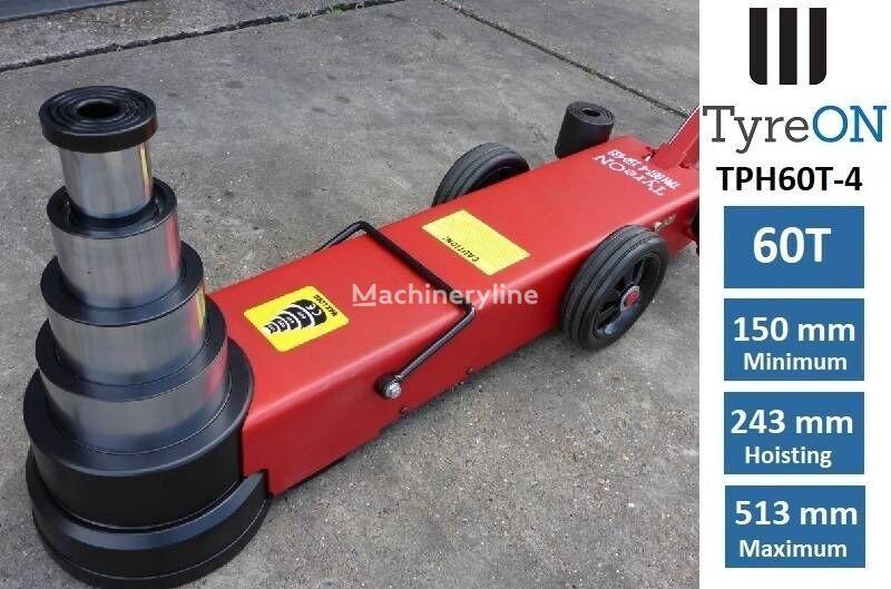 новый инструмент для автосервиса TyreOn TPH60T-4 | air-hydraulic jack | 60T - Four-stage