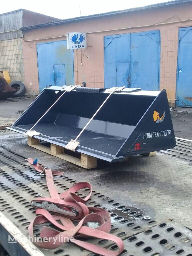 новый ковш фронтальный BOBCAT на все модели