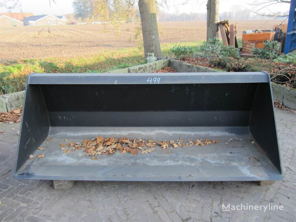 новый ковш фронтальный Onbekend Dichte bak nieuw 2,20 mtr