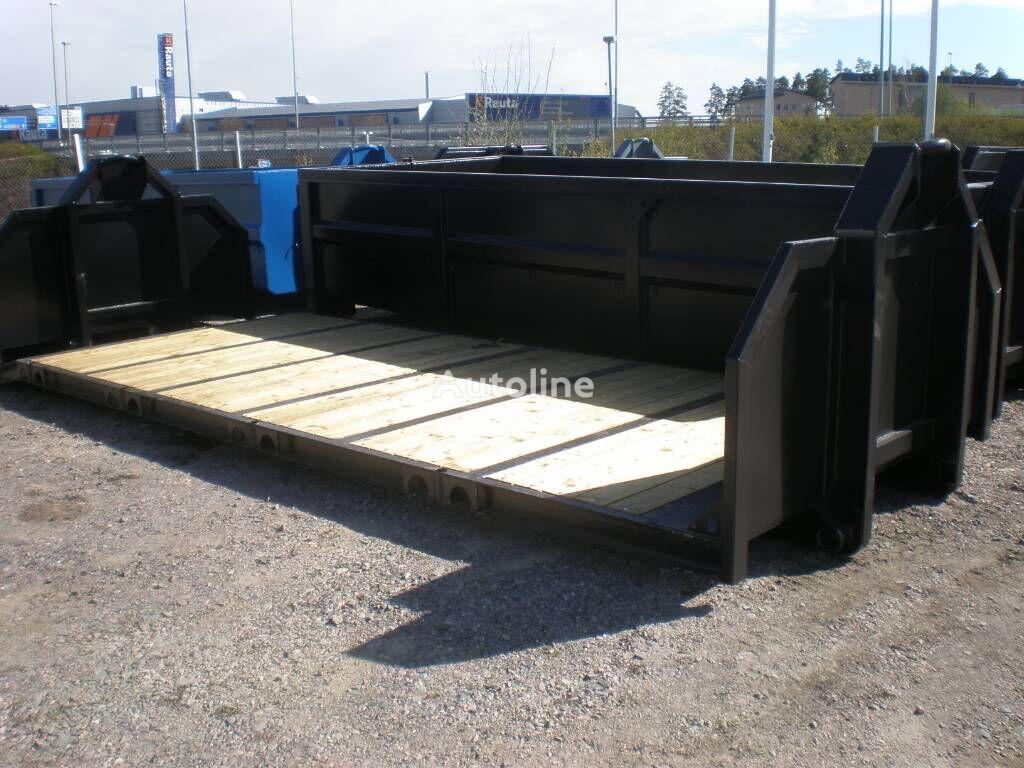 новый кузов-платформа Vaihtolava Kone puupohja 12 tn