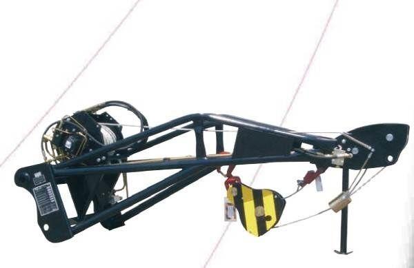 лебедка MANITOU PT2000 Lier