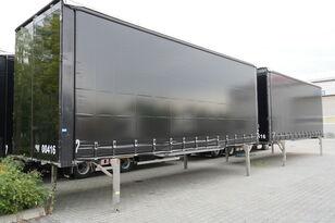 съемный кузов - штора WECON BDF BODY , MEGA , 19 EPAL , 3m height , 2 units