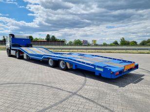 полуприцеп автовоз VS-MONT 2 axle LKW TRUCK transporter