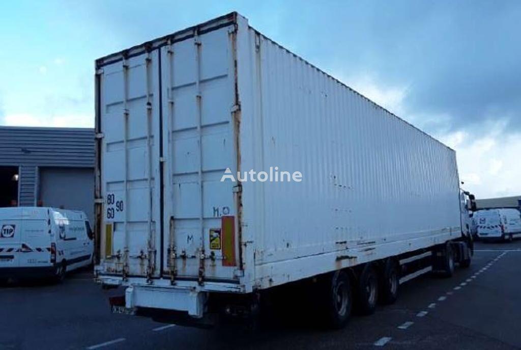 полуприцеп фургон LECI TRAILER Van Trailer
