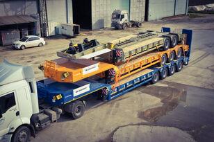 новый полуприцеп низкорамная платформа ALAMEN LOWBED TRİLER 2-3-4-5-6 AXLE
