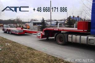 новый полуприцеп низкорамная платформа ATC ANN