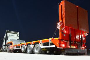 новый полуприцеп низкорамная платформа GEWOLF 2-3-4-5 Axle Extendable Lowbed Trailers from Factory