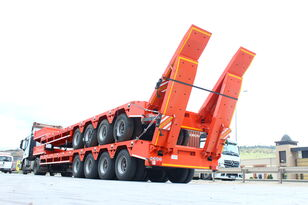 новый полуприцеп низкорамная платформа GEWOLF 4 Axle Heavy Duty 2021 Custom Made