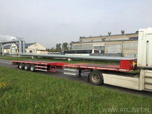 новый полуприцеп платформа ATC ANN3/P