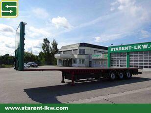 полуприцеп платформа BERGER BERGER Plateautrailer Light Coil SAF–Achsen, XL-Zertifikat