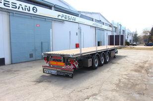 новый полуприцеп платформа FESAN NEW FE-PLT-03