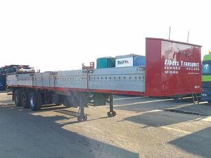 полуприцеп платформа NETAM-FRUEHAUF ONCR36-324 Flatbed with side boards