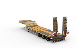 новый полуприцеп платформа TAD TUR Jumbo 35-3